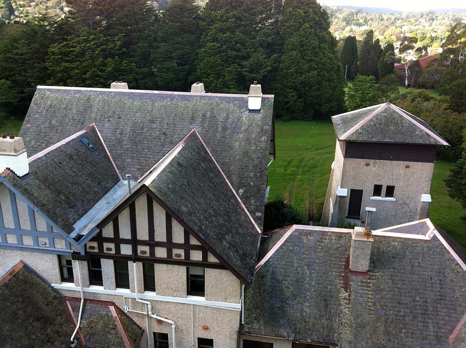 Slate Roof Repairs and Heritage Slate Roofing in Sydney
