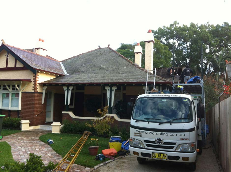 Slate Roofer Inner West Sydney
