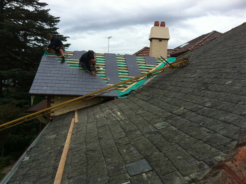 Roof Repair by Westwood Roofing - Inner West Sydney
